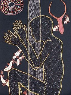 South African artist Tamar Mason's work.