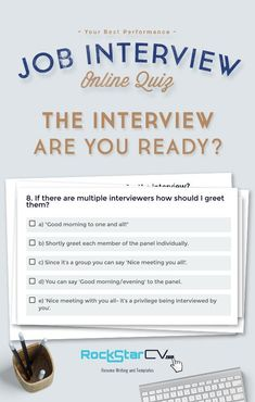 the big interview day has arrived are you ready how well did you prepared