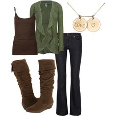 I would love to wear this for Thanksgiving :)
