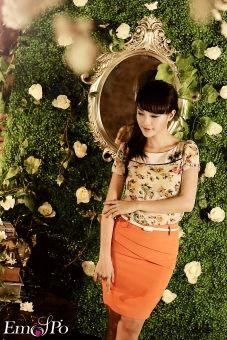 Áo sơ mi nữ thời trang công sở Emspo, ao so mi nu thoi trang cong so cách điệu kiểu cách mới nhất, Shop - bộ sưu tập áo sơ mi 2013 2014 đẹ...