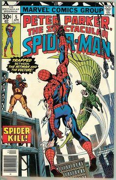 Spectacular Spider-man #5