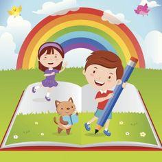Pequeños cuentos para contarle a los niños en momentos libres