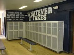 Ideas About Locker Room Decorations