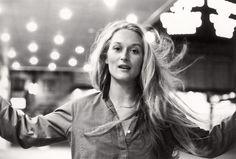 "A E L L A - ""Meryl Streep photographed by Duane Michaels, 1975 """