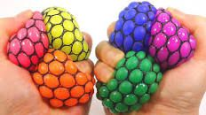 DIY Stress Ball With Hand Soap Slime! How To Make Slime Without Glue ,Borax,or Liquid Starch - Stress Management Boule Anti Stress, Anti Stress Ball, Slime No Glue, Diy Slime, Diy Stressball, Borax And Glue, Diy For Kids, Crafts For Kids, Easy Crafts