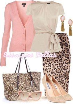 Una linda combinación de ti-grillo con rosa, delicado y elegante.