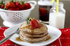 pancake recipes || @theawesomedaily