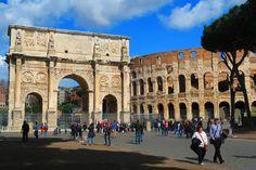 Cosa vedere a Roma e dintorni: la mappa con i luoghi imperdibili della città eterna e piccole gite fuoriporta a due passi da Roma!