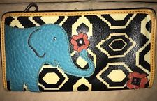 Women's Relic Elephant Wallet Good Condition