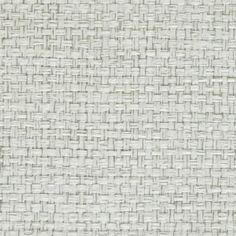 Phillip Jeffries Japanese Paper Weave Light Grey Wallpaper