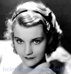Darling Helen. Helen Chandler, The Past, Actresses, Statue, Fictional Characters, Female Actresses, Fantasy Characters, Sculptures, Sculpture