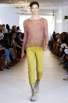 See the complete Eckhaus Latta Spring 2016 Ready-to-Wear collection.