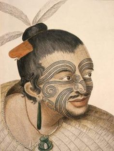 History of Maori people http://www.historynotes.info/the-time-of-maori-2409/