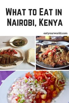 Here are 8 Kenyan dishes not to miss in Nairobi, the best place to embark upon an incredible Kenyan food adventure. #kenya #nairobi #africa #africanfood #kenyanfood Fried Tilapia, Greece Food, Fried Cabbage, Roasted Meat, Chapati, Food Staples, Recipes From Heaven, Foodie Travel, The Best