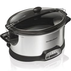 Hamilton Beach® Stay or Go® 6-qt. Programmable Slow Cooker  found at @JCPenney