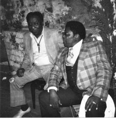 Muddy waters & bb king