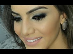 Maquiagem inspirada na Anahi por Camila Coelho. She is gorgeous and so is her makeup!