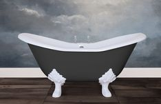 Traditional roll top baths made from copper, cast iron and brass, complemented with our range of bathroom accessories. Cast Iron Bath, Copper Bath, Roll Top Bath, Clawfoot Bathtub, Bathroom Accessories, Traditional, Bathroom Fixtures