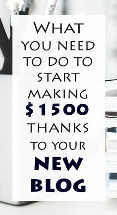 You want to monetize your passion? You want to build a business from a hobby you really like? You've always dreamed of having your own blog? You hope that your blog will start bringing you profit soon?  READ MORE: http://liveyourdreams.tips/my-dream-come-true/mom-earned-1500-blog-thanks-pinterest/  #blog #blogging #mom #entrepreneur