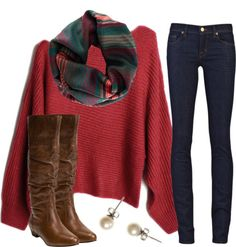 """Winter Wear"" by qtpiekelso on Polyvore"