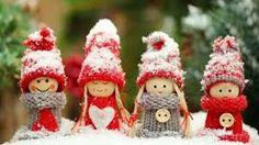 Deco muñecos navidad