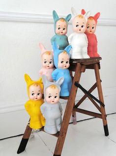 Is het een konijn? Is het een popje? Neen, 't is een lampje! En dat kunnen we gebruiken in het najaar. @LAPINandME #hetlandvanooit http://www.hetlandvanooit