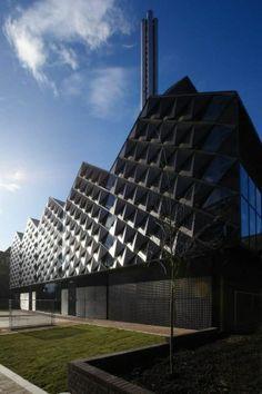 Heating Infrastructure Building ,England