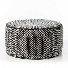 Home Republic Black Diamond woven rug