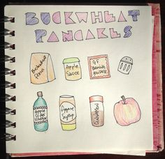 Easy and Happy Food: Buckwheat Pancakes. Pancakes de trigo sarraceno.