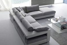 Ligne roset feng sofa by didier gomez like n e w!!!! 10\' long 7\' -3 ...