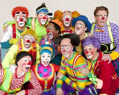 Ringling Brothers Circus Clowns | Ringling Bros. and Barnum & Bailey® Presents FULLY CHARGED℠