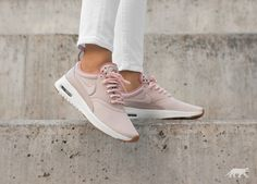 Nike Wmns Air Max Thea Ultra PRM (Silt Red / Silt Red - Red Stardust - Sail)