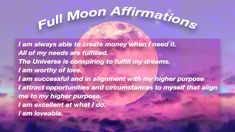 What Is Manifestation, Manifestation Journal, Full Moon Meditation, Wiccan Spell Book, New Moon Rituals, Signs From The Universe, Negative Self Talk, Spiritual Practices, Words Of Encouragement