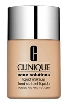 Perfect for acne prone skin. Salicylic Acid helps to treat blemishes, provides a nearly full coverage, and controls oil. I won't use anything on my face but this!