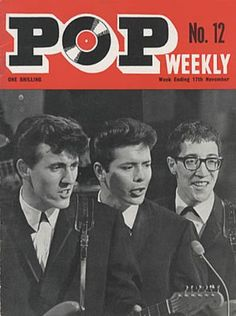 If only we could back to 1960 and stay there ! Pop weekly magazine: Issue 12 Bruce Welch, Cliff Richard, Hank Marvin featured on the cover Bruce Welch, Pop Uk, Old Posters, Hank Marvin, Sir Cliff Richard, Rockabilly Music, Mark Knopfler, Music Magazines, Elvis Presley