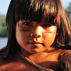 India's Pataxó ethnic