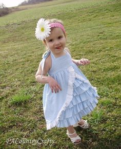PACountryCrafts: Little Diva Dress
