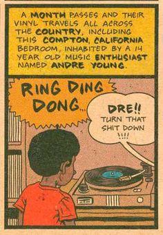 Hip-Hop influence