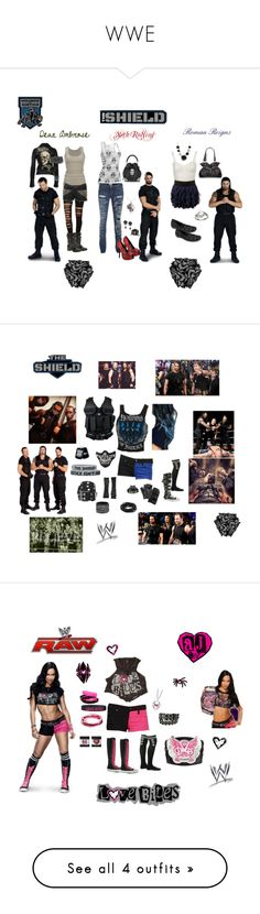 """""""WWE"""" by riotdoll24 ❤ liked on Polyvore featuring R13, American Eagle Outfitters, JADED by KNIGHT, Call it SPRING, Zadig & Voltaire, ASOS, Ed Hardy, Alexander McQueen, Iron Fist and Current/Elliott"""