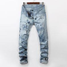34.50$  Watch here - https://alitems.com/g/1e8d114494b01f4c715516525dc3e8/?i=5&ulp=https%3A%2F%2Fwww.aliexpress.com%2Fitem%2Fsnowflake-wash-rivet-biker-jeans-men-famous-brand-clothing-male-denim-vintage-bleaching-knee-drape-pants%2F32759313179.html - snowflake wash rivet biker jeans men famous brand clothing male denim vintage bleaching knee drape pants straight men's jean 955 34.50$