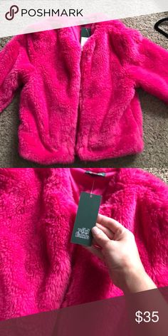 0a4976474 18 Best Pink fur jacket images in 2017 | Fur fashion, Winter fashion ...