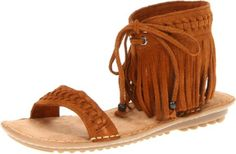 Amazon.com: Minnetonka Women's Marquette Sandal: Shoes