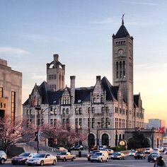 """Union Station Hotel, Nashville, TN"""