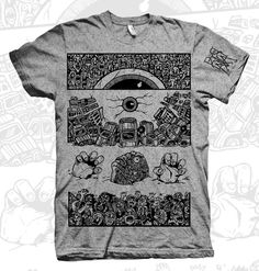 metal band shirts between the buried and me - Recherche Google