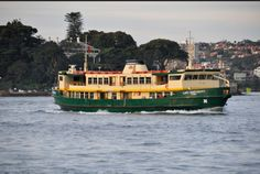 Sydney Ferries, Never Back Down, Colonial, Ships, Australia, Places, Boats, Lugares
