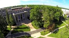 Monmouth University: Aerial Overview