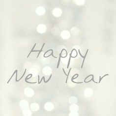 Happy New Year EVERYONE!! Thank you for your support and pinning away. Have the best night celebrating with friends and family... Sara Eshu