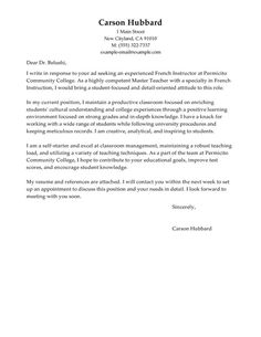 Application Letter Format How Write Job Sample For Headteacher