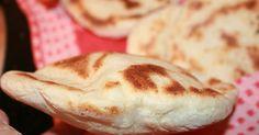 Mona's kjøkken, for det meste uten gluten, melk og egg: Perfekte glutenfrie pitabrød