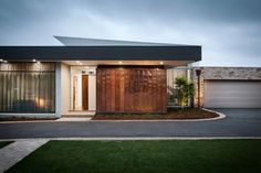 Marsh House by LSA Architects